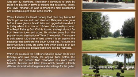 Remarkable Golfing Experience Beyond Ordinary